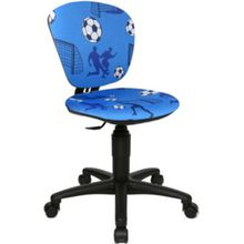 Topstar Drehstuhl High Power Soccer blau