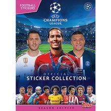 UEFA Champions League 2019/2020 Sammelalbum bunt