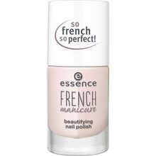Essence Nägel Nagellack French Manicure Beautifying Nail Polish Nr. 02 Frenchs Are Forever 10 ml