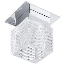 EGLO 92678 Deckenleuchte, Metall, Integriert, transparent
