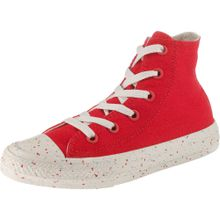 CONVERSE Sneakers 'Chuck Taylor All Star' beige / rot