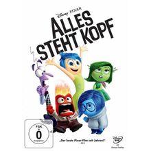 DVD »Alles steht Kopf«