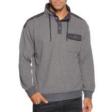 Milano Sweatshirt in grau für Herren