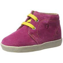 Falcotto Baby Mädchen 1195 Sneaker, Pink (Pink), 22 EU
