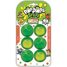 Игровой набор Yulu PopPops Snotz, 6 шт