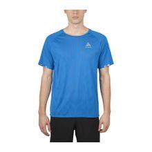 Odlo - Yocto Shortsleeve Herren Laufshirt (blau) - XL