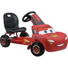 Go-Kart Lightning McQueen Cars rot