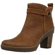 El Naturalista Damen NF71 Pleasant Wood/Lichen Biker Boots, Braun (Wood Nnd), 39 EU