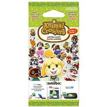 amiibo Karten Animal Crossing, 3 Stück - Vol. 1  Kinder