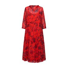 ONLY Kleid Sommerkleider rot Damen
