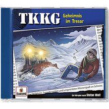 CD TKKG 208 - Geheimnis im Tresor Hörbuch