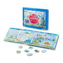 Buch »Mein Puzzlebuch – Meereswelt«