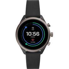 FOSSIL Smartwatch schwarz