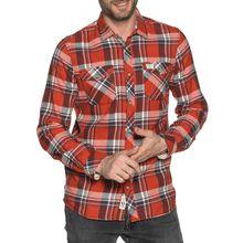 O'Neill Hemd Regular Fit in rot für Herren