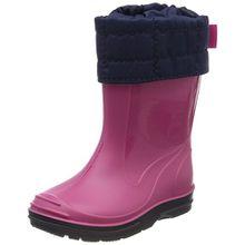 Beck Mädchen Basic Schlupfstiefel, Pink (Pink), 23 EU