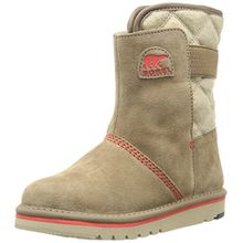 Sorel Youth Newbie, Unisex-Kinder Warm gefütterte Schneestiefel, Braun (Oxford Tan 212), 36 EU