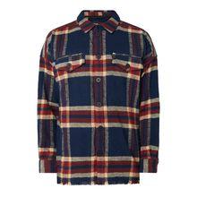 Regular Fit Freizeithemd aus Baumwolle Modell 'Albert'