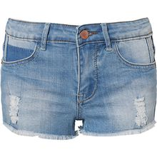 Jeansshorts  hellblau Mädchen Kinder
