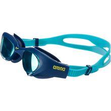 Kinder Schwimmbrille THE ONE blau