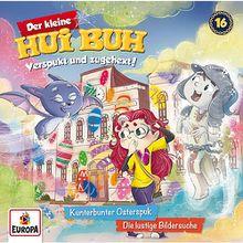 CD Der kleine Hui Buh 16 - Kunterbunter Osterspuk / Bildersuche Hörbuch