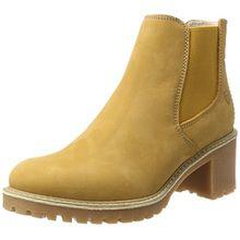 Tamaris Damen 25447 Chelsea Boots, Gelb (Corn), 40 EU