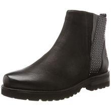 GERRY WEBER Shoes Damen Camile 08 Stiefel, Schwarz (Schwarz (100)), 39 EU