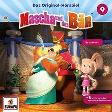 CD Mascha und der Bär 9 - Erntefest Hörbuch