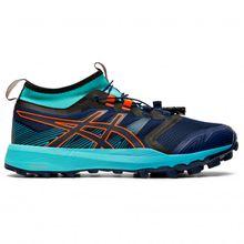 Asics - Women's FujiTrabuco Pro - Trailrunningschuhe Gr 10;6;6,5;7;7,5;8;9;9,5 schwarz/türkis/blau