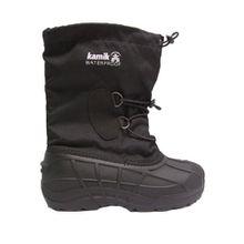 KAMIK Kinder Boots / Stiefel SOUTHFROS2 schwarz: Größe: 35