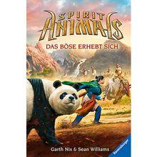 Buch - Spirit Animals: Das Böse erhebt sich