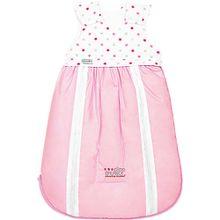 Schlafsack 4allSeasons ClimaBalance, weiß-pink pink/weiß