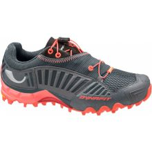 Dynafit - Feline SL Damen Mountain Running Schuh (grau/orange) - EU 38,5 - UK 5,5