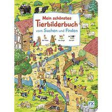 Buch - Mein schönstes Tierbilderbuch vom Suchen und Finden