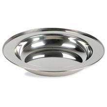Tatonka - Soup Plate - Teller Gr One Size grau/schwarz