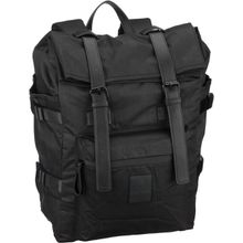 Strellson Rucksack / Daypack Swiss Cross BackPack LVF Black