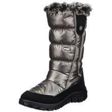 Vista 11-12321, Damen Snowboots, Grau (peltro), EU 40