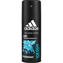 adidas Herrendüfte Ice Dive Deodorant Body Spray 200 ml
