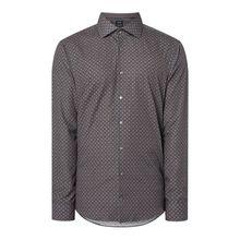 Regular Fit Business-Hemd aus Baumwolle Modell 'Mika'