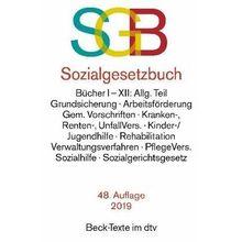 Broschiertes Buch »Sozialgesetzbuch (SGB)«