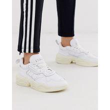 adidas Originals - Supercourt RX - Sneaker in Weiß - Weiß