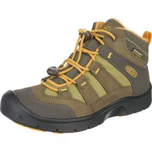 KEEN Kinder Outdoorschuhe HIKEPORT MID WP grün