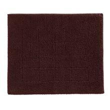 Vossen 1147430693 Exclusive - Badeteppich, 55 x 65 cm, dark brown