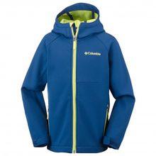 Columbia - Kid's Splash Maker III Rain Jacket - Regenjacke Gr S;XS grau/blau;beige/rosa