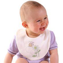 Grünspecht Lätzchen für zahnende Babys