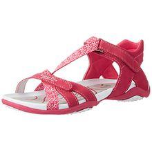 Superfit Nancy 000161 Mädchen Sandalen, Pink (Pink 63), 39 EU