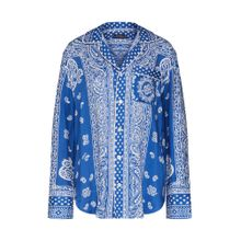 POLO RALPH LAUREN Bluse blau / weiß