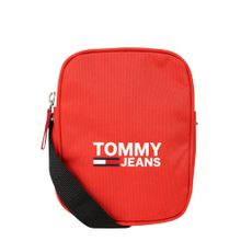 Tommy Jeans Tasche 'TJW COOL CITY COMPACT' rot