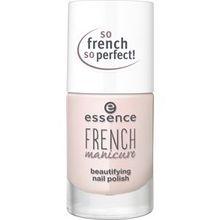 Essence Nägel Nagellack French Manicure Beautifying Nail Polish Nr. 01 Girl's Best French 10 ml
