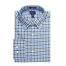 Regular Fit Freizeithemd aus Oxford Modell 'Jaspe'