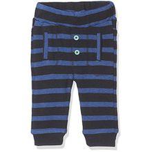 Noppies Baby-Jungen Hose B Pant Jersey Reg Hamlet, Blau (True Navy C164), 62